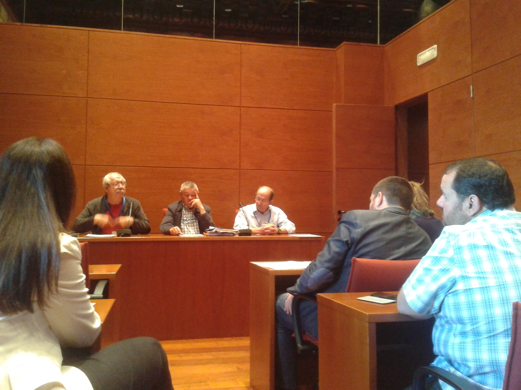 La FAVS al Parlament, per la Sanitat de Sabadell