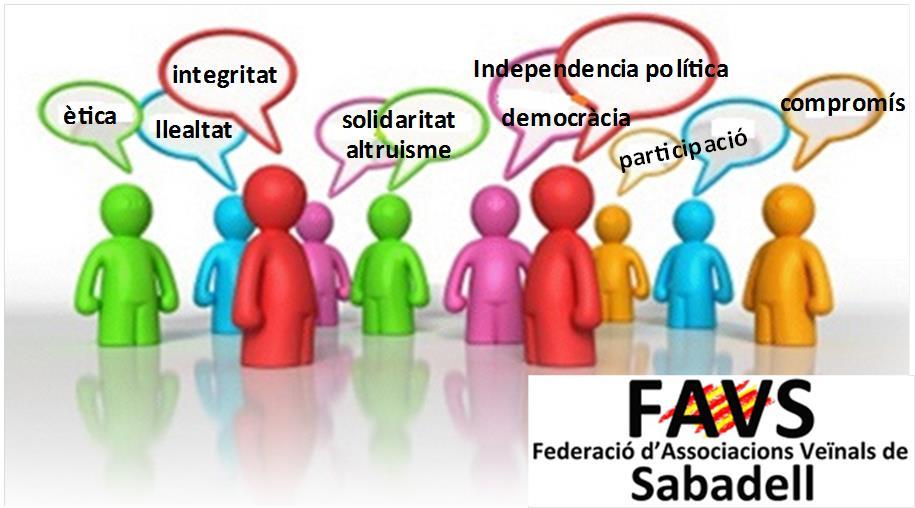 II Jornades del Moviment Veïnal de Sabadell