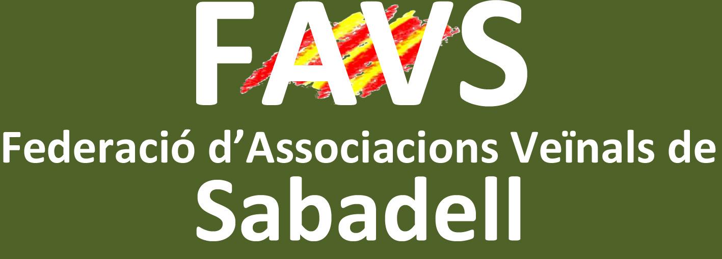 Escrit de cap d'any adreçat a les associacions federades a la FAVS
