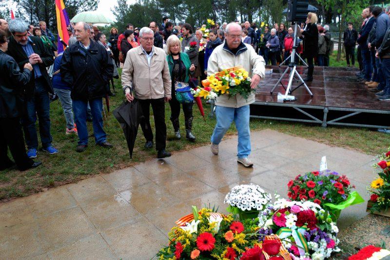 En memòria de les víctimes del nazisme a Mauthausen