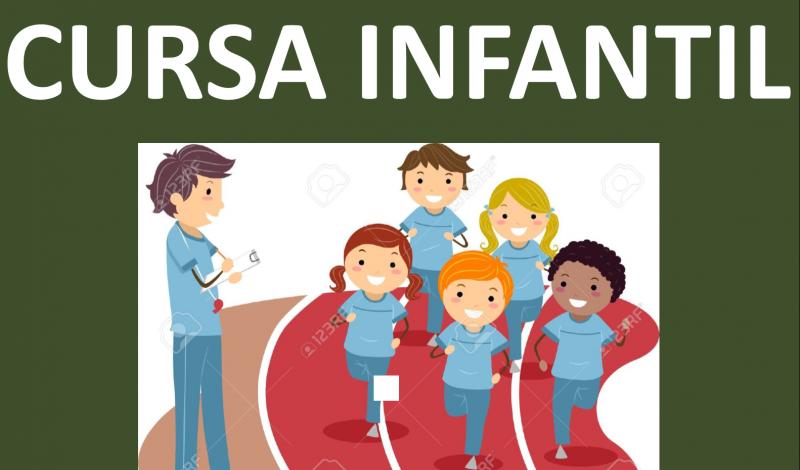 Apunta't a la cursa infantil a la jornada de les associacions veïnals