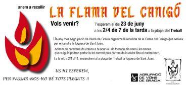 AV Gràcia: Flama del Canigó