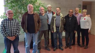 Posada en marxa de la Coordinadora del Moviment Veïnal del Vallès