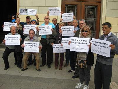 no pararem fins aconseguir la residència Sabadell Sud i després per les que calguin