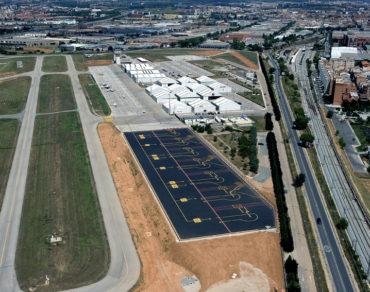 El Grup de Treball de l'aeroport de Sabadell, comença a donar pasas