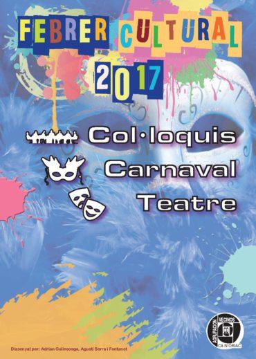 AV Ca n'Oriac: Setmana Cultural 2017