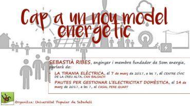 UPS. sobre la alternativa a los monopolios de las eléctricas