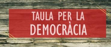 Manifest de la Taula per la Democràcia