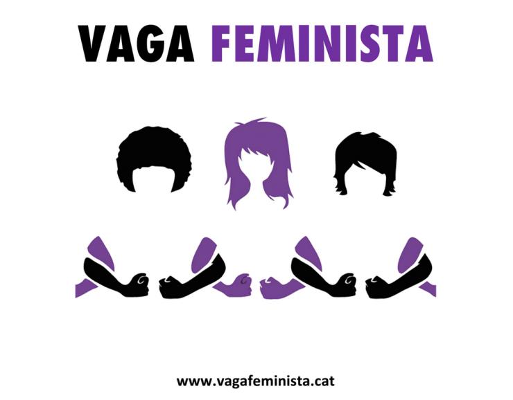 8 de març: vaga feminista