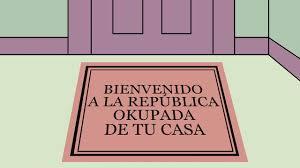 Comunicat de l'AV de Gràcia sobre l'ocupació de l'habitatge d'una família del barri