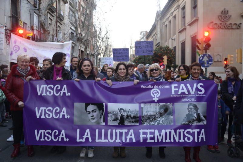8 març: vaga feminista